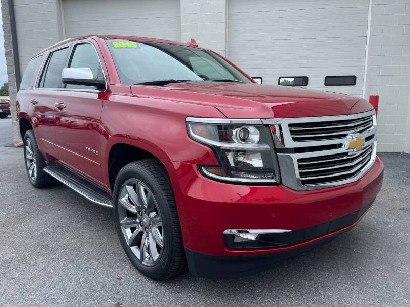 2015 Chevrolet Tahoe for sale at Zimmerman's Automotive in Mechanicsburg PA