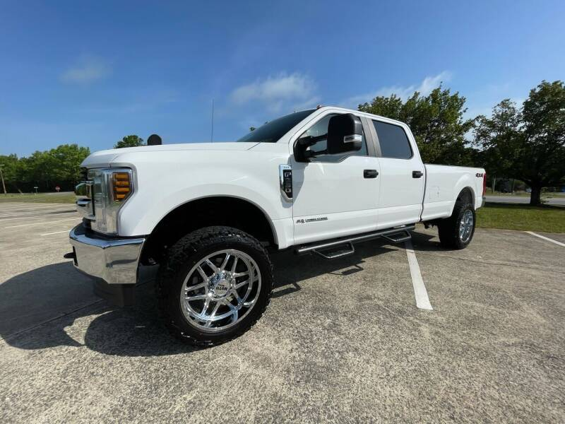 2018 Ford F-250 Super Duty for sale at Priority One Auto Sales in Stokesdale NC