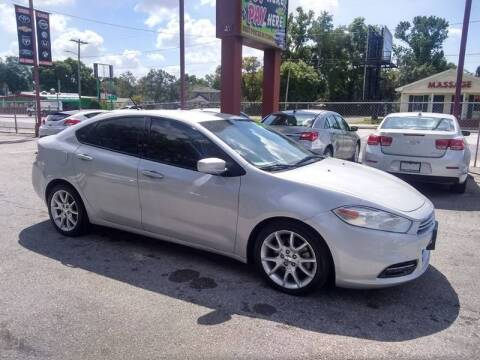 2013 Dodge Dart for sale at Gold Motors Auto Group Inc in Tampa FL