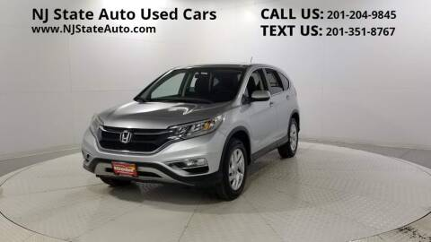 2015 Honda CR-V for sale at NJ State Auto Auction in Jersey City NJ