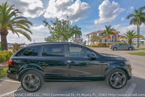 2014 Audi Q7 for sale at Top Classic Cars LLC in Fort Myers FL