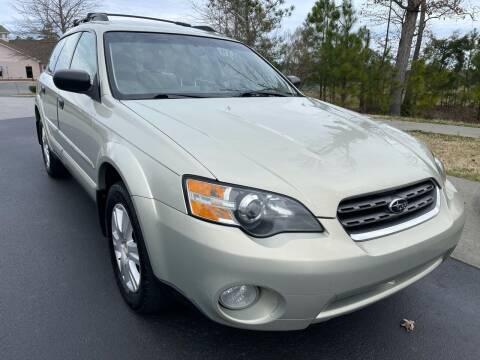 2005 Subaru Outback for sale at LA 12 Motors in Durham NC