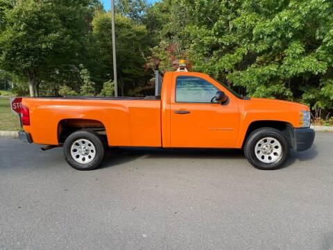 2012 Chevrolet Silverado 1500 for sale at Timothy Motors Inc in Lakewood NJ