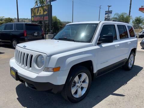 2016 Jeep Patriot for sale at Mac Auto Inc in La Habra CA