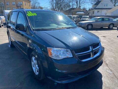 2013 Dodge Grand Caravan for sale at Streff Auto Group in Milwaukee WI