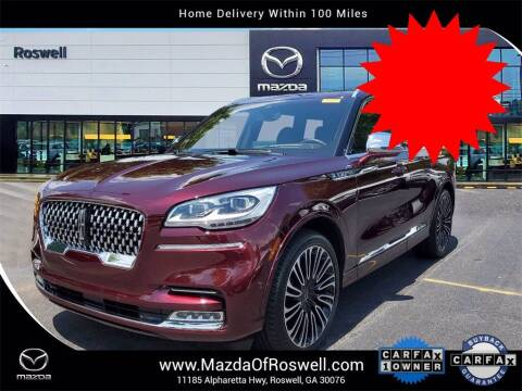 2020 Lincoln Aviator for sale at Mazda Of Roswell in Roswell GA
