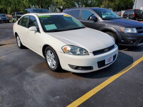 2007 Chevrolet Impala for sale at Stach Auto in Janesville WI