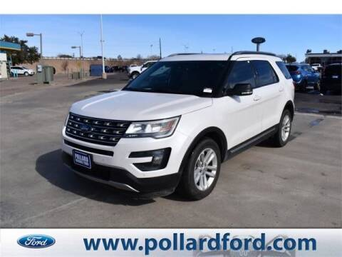 2016 Ford Explorer for sale at South Plains Autoplex by RANDY BUCHANAN in Lubbock TX
