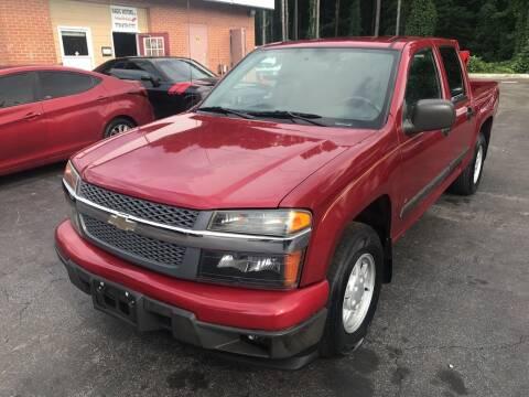 2006 Chevrolet Colorado for sale at Magic Motors Inc. in Snellville GA