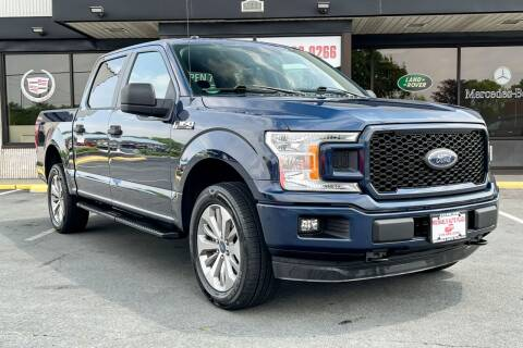 2018 Ford F-150 for sale at Michaels Auto Plaza in East Greenbush NY