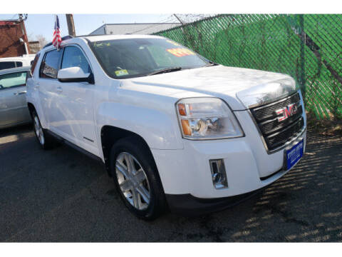 2012 GMC Terrain for sale at MICHAEL ANTHONY AUTO SALES in Plainfield NJ