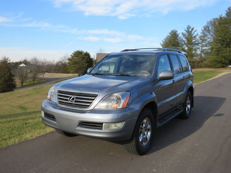 2004 Lexus GX 470 for sale at Sevierville Autobrokers LLC in Sevierville TN