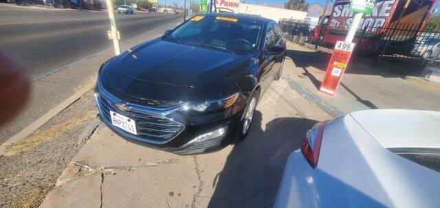 2020 Chevrolet Malibu for sale at Hotline 4 Auto in Tucson AZ