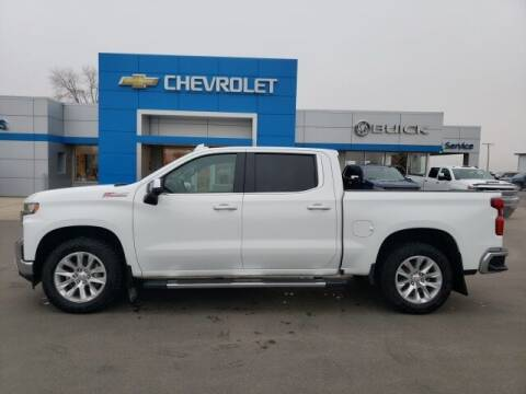 2019 Chevrolet Silverado 1500 for sale at Finley Motors in Finley ND