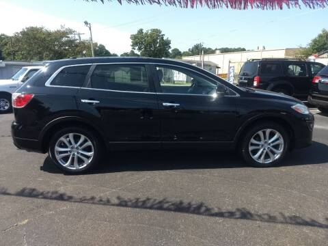 2012 Mazda CX-9 for sale at Kenny's Auto Sales Inc. in Lowell NC