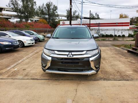 2016 Mitsubishi Outlander for sale at Zora Motors in Houston TX