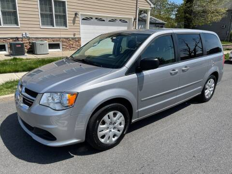 2016 Dodge Grand Caravan for sale at Jordan Auto Group in Paterson NJ