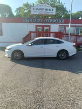 2016 Chevrolet Malibu for sale at CARFIRST ABERDEEN in Aberdeen MD