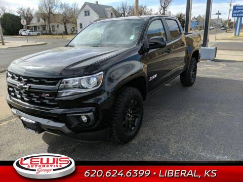 2021 Chevrolet Colorado for sale at Lewis Chevrolet Buick Cadillac of Liberal in Liberal KS
