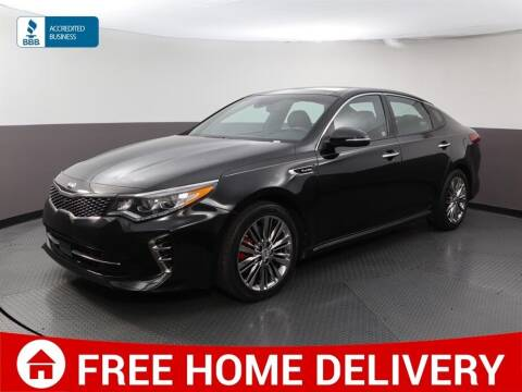 2017 Kia Optima for sale at Florida Fine Cars - West Palm Beach in West Palm Beach FL