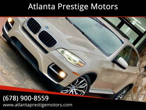 2013 BMW X6 for sale at Atlanta Prestige Motors in Decatur GA