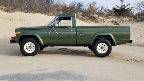 1984 Jeep J-10 Pickup for sale at McQueen Classics in Lewes DE