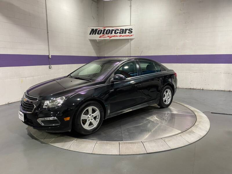 2016 Chevrolet Cruze Limited for sale in Alsip, IL