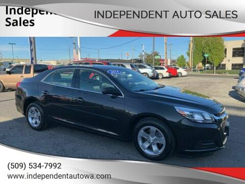2014 Chevrolet Malibu for sale at Independent Auto Sales in Spokane Valley WA