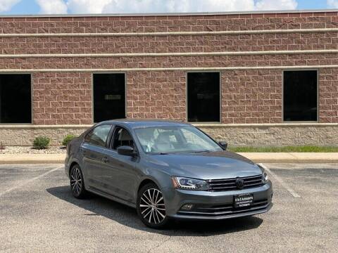2017 Volkswagen Jetta for sale at A To Z Autosports LLC in Madison WI