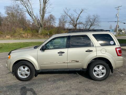 2011 Ford Escape for sale at Rick's R & R Wholesale, LLC in Lancaster OH