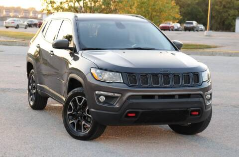 2019 Jeep Compass for sale at Big O Auto LLC in Omaha NE
