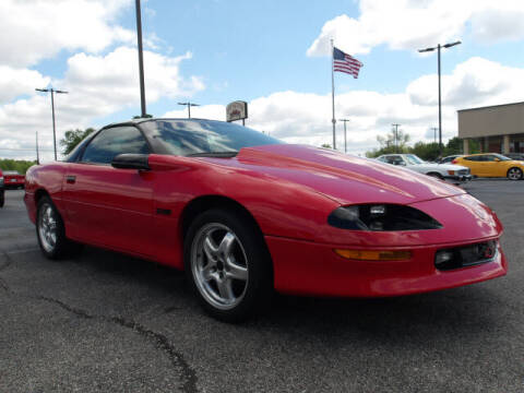 1994 Chevrolet Camaro for sale at TAPP MOTORS INC in Owensboro KY