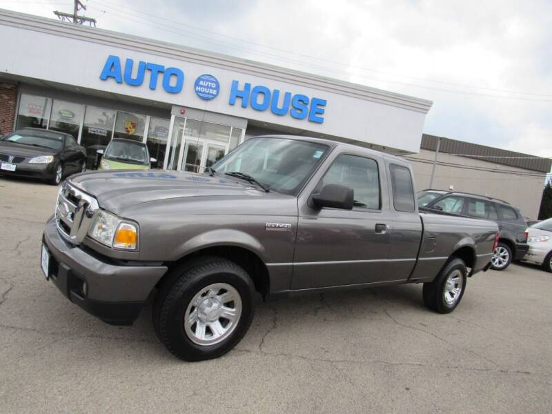 2007 Ford Ranger for sale at Auto House Motors in Downers Grove IL