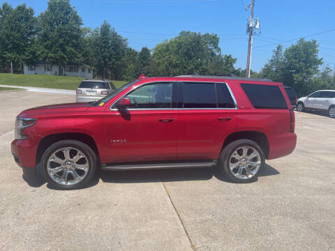 2015 Chevrolet Tahoe for sale at Truck and Auto Outlet in Excelsior Springs MO
