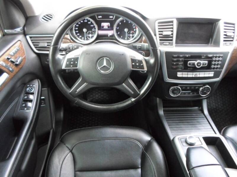 2014 Mercedes-Benz M-Class AWD ML 350 4MATIC 4dr SUV - Lakewood CO