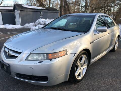 2006 Acura TL for sale at Perfect Choice Auto in Trenton NJ