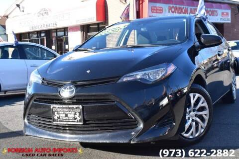 2019 Toyota Corolla for sale at www.onlycarsnj.net in Irvington NJ