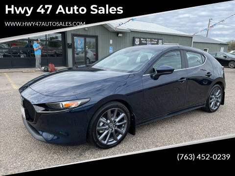 2021 Mazda Mazda3 Hatchback for sale at Hwy 47 Auto Sales in Saint Francis MN