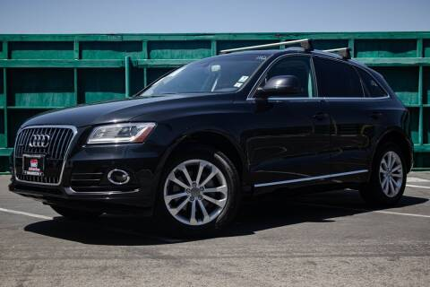 2014 Audi Q5 for sale at 605 Auto  Inc. in Bellflower CA