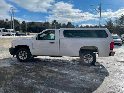 2008 Chevrolet Silverado 1500 for sale at Upstate Auto Sales Inc. in Pittstown NY