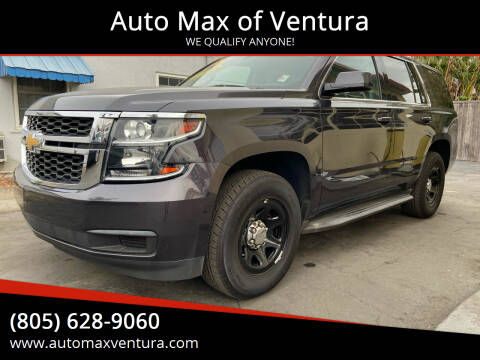 2015 Chevrolet Tahoe for sale at Auto Max of Ventura in Ventura CA
