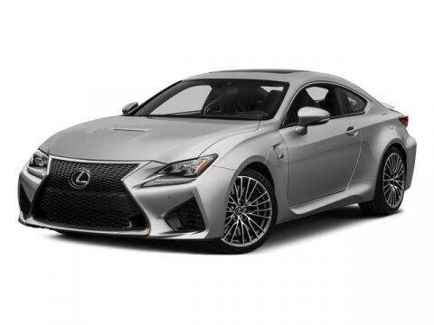 2015 Lexus RC F for sale at Griffin Buick GMC in Monroe NC