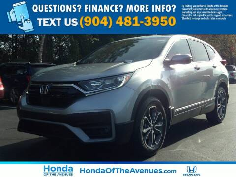 2020 Honda CR-V for sale at Honda of The Avenues in Jacksonville FL