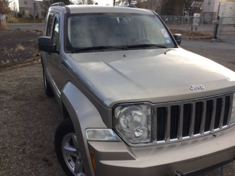 2010 Jeep Liberty for sale at Small Car Motors in Carson City NV