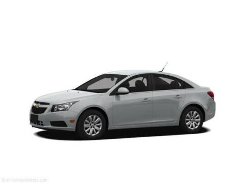 2012 Chevrolet Cruze for sale at Terry Lee Hyundai in Noblesville IN