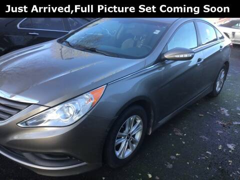 2014 Hyundai Sonata for sale at Royal Moore Custom Finance in Hillsboro OR