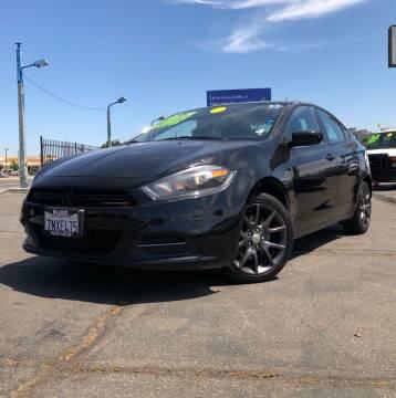 2016 Dodge Dart for sale at LUGO AUTO GROUP in Sacramento CA