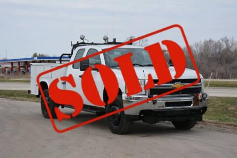 2013 Chevrolet Silverado 3500HD for sale at Signature Truck Center in Crystal Lake IL