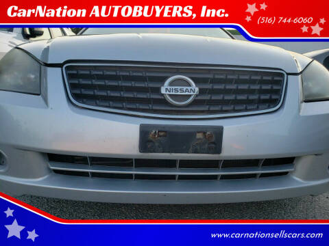 2006 Nissan Altima for sale at CarNation AUTOBUYERS, Inc. in Rockville Centre NY