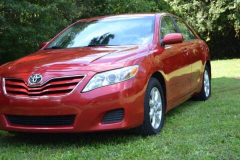 2011 Toyota Camry for sale at Victory Auto Sales in Randleman NC